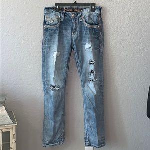 Rock Revival Brand Jeans
